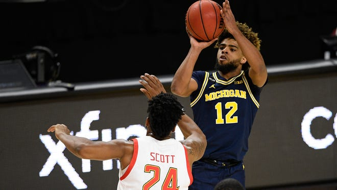 Michigan Basketball remained undefeated with its 84-73 win over Maryland