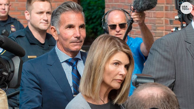 Actress Lori Laughlin has been released from prison after serving a two-month sentence for her role in the college admission scandal.