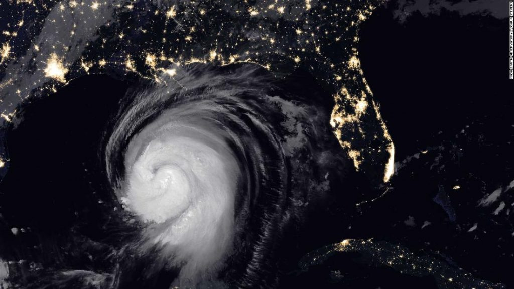NASA satellite images capture extreme weather events in 2020