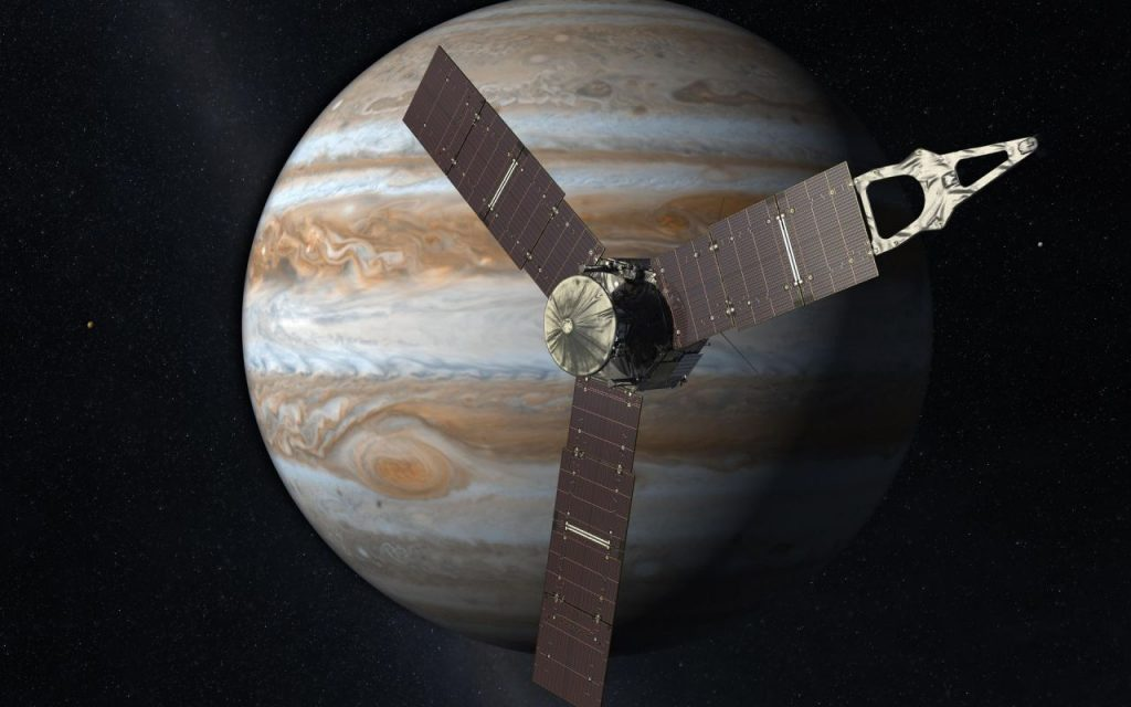 An FM radio signal was found coming from Jupiter