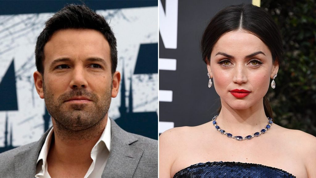 Affleck and Anna de Armas' Breakup after Nearly One Year of Dating: Report