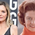 "Showtime's ""First Lady"" clicks Michelle Pfeiffer to play Betty Ford"