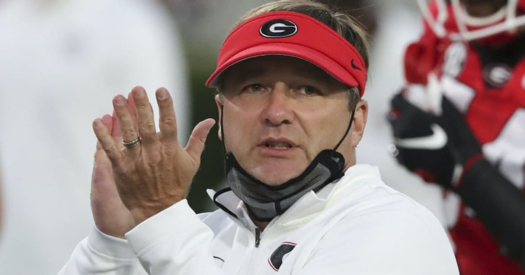 A Jeremy Pruitt shooting shows how well Kirby Smart has performed in Georgia