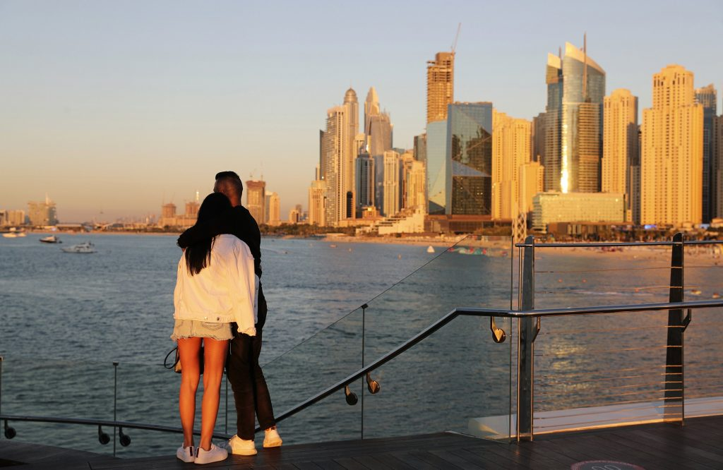 Dubai, a party haven amid the pandemic, is facing its biggest increase