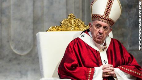 Pope Francis says he is ready to take the Covid-19 vaccine