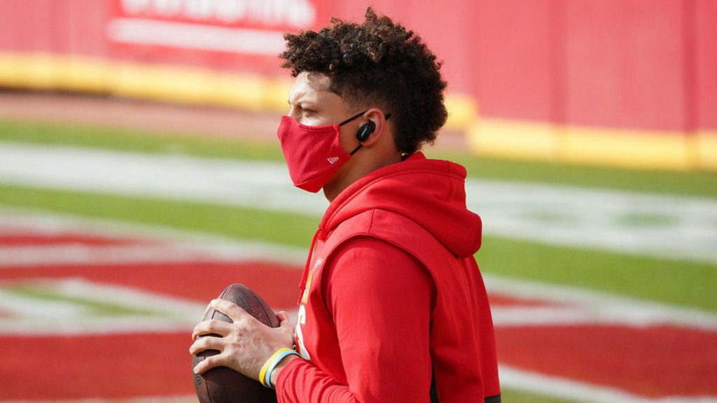 NFL injuries: Patrick Mahomes increases training load on Thursday