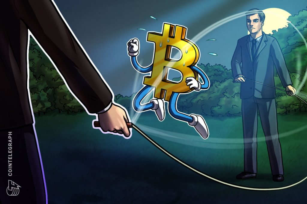 Real daily trading volume of Bitcoin exceeds $ 22 billion as Bitcoin's price recovers