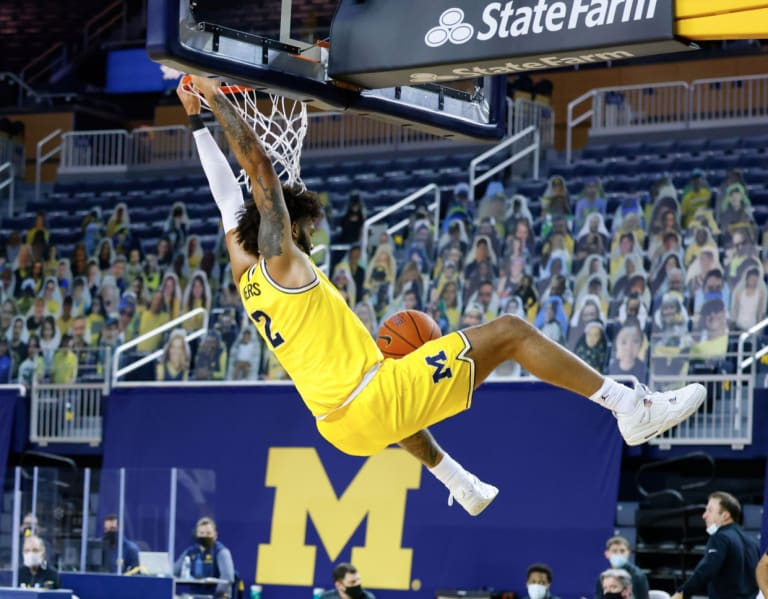 """Richard Biteno: Michigan has """"as much talent as anyone in the country"""""""
