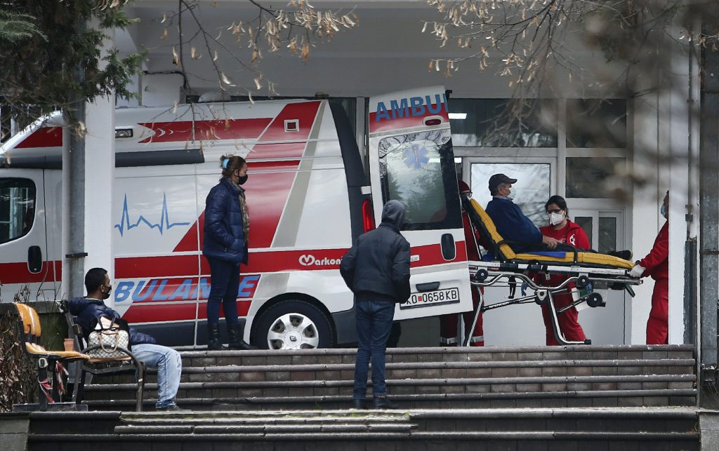 The Balkans feel neglected as vaccinations begin in Europe