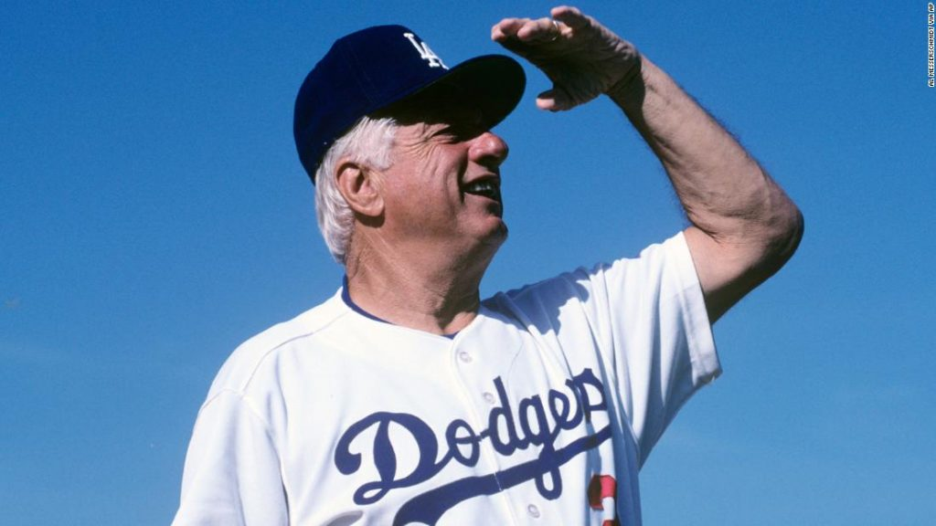 Tommy Lasorda, legendary Los Angeles Dodgers manager, has passed away